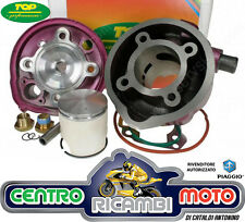 KIT CILINDRO TOP 2 DUE PLUS VIOLA MALAGUTI F12 PHANTOM F15 MODIFICA 70CC H2O