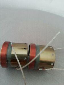 Scan Speak  Illuminator original voice coils  4 ohm 32 mm