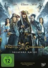 PIRATES OF THE CARIBBEAN: SALAZARS RACHE (Johnny Depp) NEU+OVP