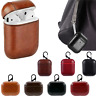 Luxury For AirPods Case Leather Designs Protective Cover Skin For AirPod 1 2 Pro
