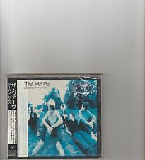 Verve- Urban Hymns Japanese import cd