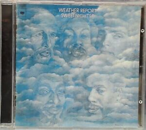 Weather Report - Sweetnighter (CD 1996)