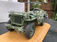 Willys Jeep WW2 US Army 1:16 Model 4x4 Truck
