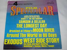 FILM SPECTACULAR 1PHASE 4 STEREO 33 LP VINYL RECORD LONDON STANLEY BLACK SP44025