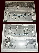 ARGENTINA (3) vs URUGUAY (0) MIGNABURU CUP 1935 ORIGINAL EL GRAFICO 2 clippings