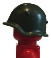 Army Helmet Italian for Lego minifigures accessories (green)