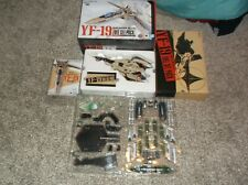 DX Chogokin Macross Plus YF-19 Full Set Pack 1/60 Scale Bandai  From JAPAN
