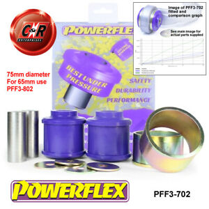 PFF3-702 Powerflex For Audi S5 2007 onwards FrLower Radius Arm to Chassis Bushes