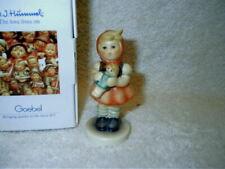 "Vintage Goebel Hummel Figurine 239 Girl With Doll  3.5"" Box  Certificate Germany"