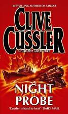 Night Probe! by Clive Cussler (Paperback, 1988)