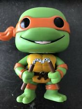 Funko pop vinyl Teenage Mutant Ninja Turtles 62 Michelangelo vaulted rare 2013