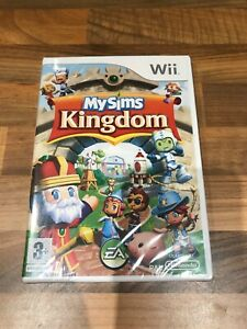 Wii My Sims Kingdom For Nintendo Wii pal version