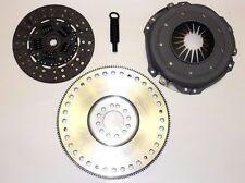 Oldsmobile Early/Late Light Weight Billet Flywheel And 26 Spline Clutch Assembly