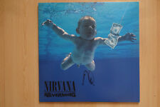 "Dave Grohl Autogramm signed LP-Cover Nirvana ""Nevermind"" Vinyl"