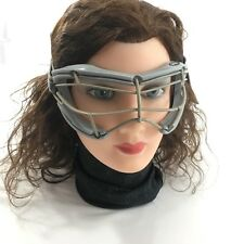 Stx Sight Plus Womens Girls Lacrosse Field Hockey Eye Mask Protection Clean Euc