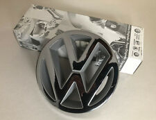Original VW Zeichen Emblem Kühlergrill 125mm T3 Chrom 251853601 NEU