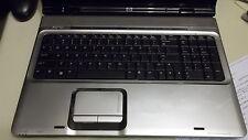 hp pav dv9000 laptop shell. no power. mainboard chip damage. READ
