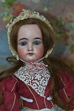 Antike Puppe von Atrur Schoenhau, 56 cm