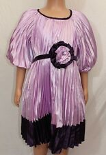Halabaloo Style 23341 Adorable Girls Dress Sz 5 NWT Color Lilac Purple