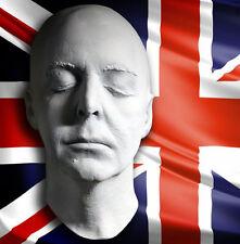 Sir Paul  McCartney 1:1 Life Mask – The Beatles Legendary Icon
