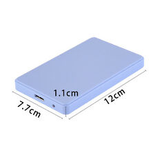 "USB 3.0 Sata 2.5"" HDD Hard Drive Mobile Disk External Enclosure Case Cover Box"