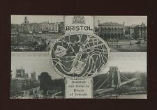 Gloucestershire Glos BRISTOL M/view c1900/20s? RP PPC local pub York