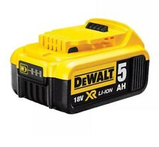Dewalt DCB184 18 Volt 5 Ahm Genuine Battery XR LI-ION