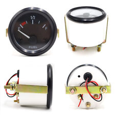 Auto Universal 12V Fuel Level Gauge Set Sensor Gas Meter Car Modification Parts