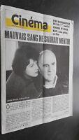 Revista Semanal Cinema de La 26 Noviembre A 2 Dic 1986 N º 378 Buen Estado