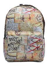 Gravity Falls Bill Cipher BOSS Full Print School Bag Backpack Packsack Rucksack
