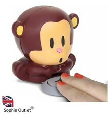 Tobar MONKEY NAIL DRYER Ladies Girls Nail Varnish Blow Up Dryer Make Up Item UK