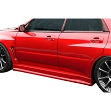 aa5cf340684 For Subaru Impreza 06-07 Side Skirt Rocker Panels GT500 Style Fiberglass  Wide (Fits  2006 Subaru Impreza)