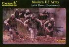 Caesar Miniatures 1/72 030 Modern US Army (Desert Gear)