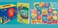 The Marvellous Roald Dahl Library Set: 14 FANTABULOUS Books + Carry Along Case