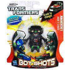 Transformers Bot Shots Decepticon LockDown Action Figures