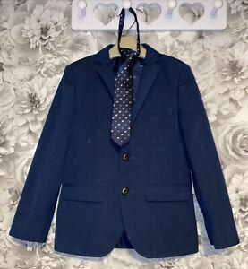 Boys Age 7 (6-7 Years) Next Suit Jacket & Tie Set