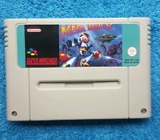Mega Man X - REPRODUCTION GAME - Super Nintendo - SNES - MegaMan