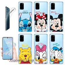Linda Disney Funda Carcasa Samsung S9 S20 A 50 51 41 0 1 2 3 7 8 Note 20 10 Lite
