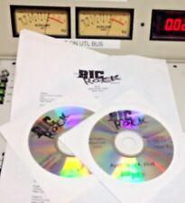 RADIO SHOW: BIG ROCK 4/18/05 TOBY MAC, SWITCHFOOT,CASTING PEARLS, PLUMB,ANBERLIN