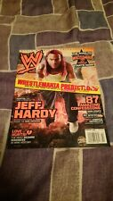WWE Magazine Jeff Hardy February 2009