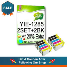10 INK CARTRIDGES FOR S22 SX125 SX130 SX235W SX425W SX435W SX438W (NON-ORIGINAL)