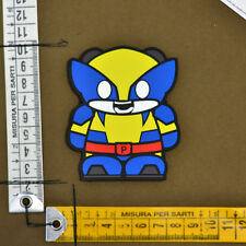"PVC / Rubber Patch ""Pandarine (Hero Panda)"" by EPIK PANDA® brand"
