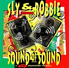 SLY & ROBBIE PRESENTS SOUND OF SOUND VOLUME 2 - CD - INTERCORD RECORDS SAMPLER