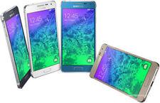 Samsung Galaxy Alpha SM-G850F 32GB Unlocked 12MP 4G GPS SmartPhone White