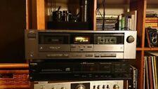 JVC Td-w205 Dual Cassette Deck Tape Player Recorder