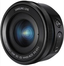 Samsung NX16-50mm Power Zoom ED OIS Lens -Black For Samsung NX (White Box)