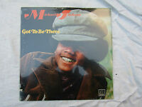 MICHAEL JACKSON LP  GOT TO BE THERE usa motown ms 130v1... NEW & SEALED 33rpm