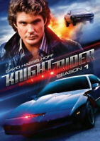 Knight Rider - Season 1 DVD  Box Set  David Hasselhoff