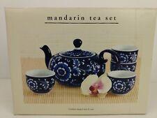 Pier 1 Imports Mandarin Tea Set FREE SHIPPING!