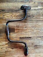 Antique Hand Drill ~ Auger Bit Brace ~ Vintage Tool #1